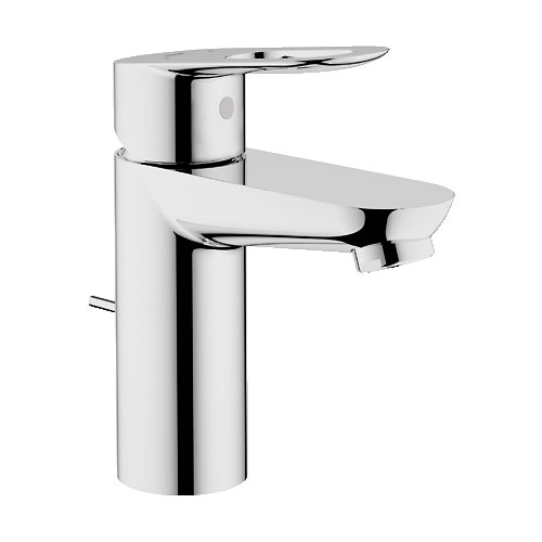 BauLoop-Single---lever-basin-mixer